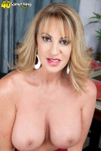 Annette craves to check out u jack off