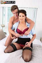 Beth bonks her daughter's boyfriend