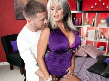 The Sally D'Angelo Anal Fuck Show